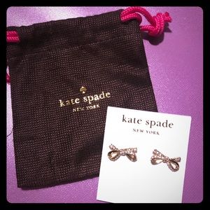 Kate Spade earrings NWT!
